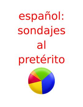 SPANISH survey questions in preterit