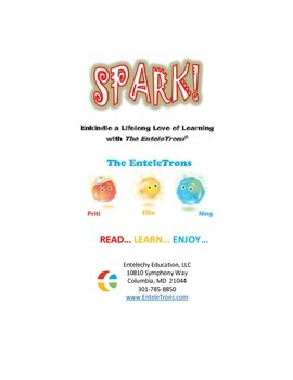 SPARK! Rainbows and Prisms Learning Module