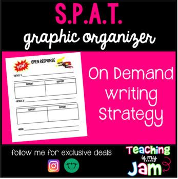 SPAT + On-Demand Graphic Organzier