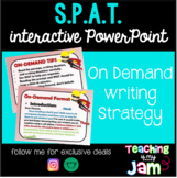 SPAT & On-Demand Interactive PowerPoint