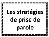 SPEAKING STRATEGIES - FSL