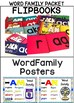 SPECIAL EDUCATION* Word Families AM-AN Variety Packet