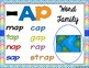 SPECIAL EDUCATION* Word Families AP-AT Variety Packet