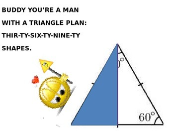 SPECIAL RIGHT TRIANGLES SONG