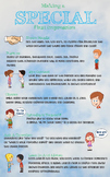 SPECIAL first impression social skills poster
