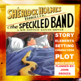 SPECKLED BAND - THRILLER STORY: LESSONS & RESOURCES
