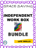 SPED/AUTISM WORK TASK BUNDLE- Life Skills Edition