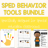 SPED Behavior Tools: GROWING BUNDLE
