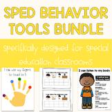 SPED Behavior Tools Bundle