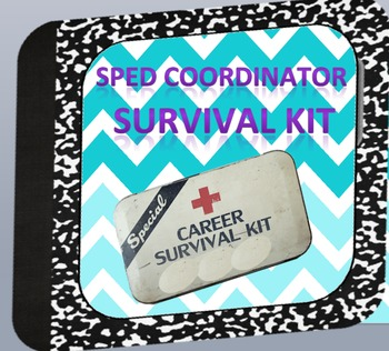 SPED Coordinator Survival Kit