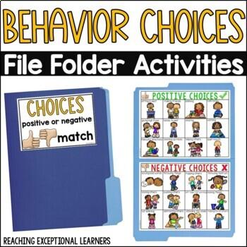 Life Skills File Folder BUNDLE for Special Education
