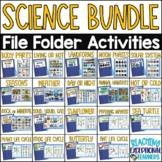 SPED Science: File Folder BUNDLE