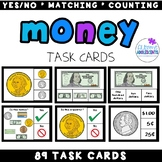 SPED Task Cards- MONEY