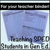 SPED Tips for Teachers