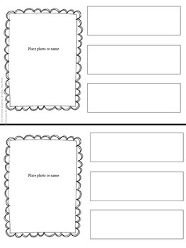 SPED classroom Job System