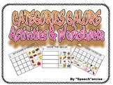 SPEECH THERAPY: CATEGORIES GALORE- Activities & Worksheets