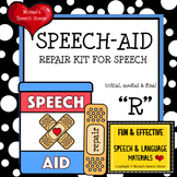 SPEECH THERAPY FUN  /r/ worksheets