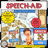 SPEECH THERAPY PHONOLOGY FUN  EARLY SOUNDS worksheets