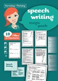 SPEECH WRITING - Mega Pack