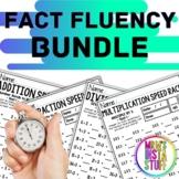 SPEED RACE BUNDLE // PRINTABLE AND GOOGLE SLIDES // FACT F