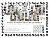 SPELLING CATS - Commonly Misspelled Words