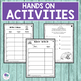 SPELLING CENTERS with 10 Differentiated Activities and Wor