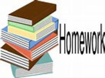 SPELLING HOMEWORK - Many Choices For Students (Editable) w