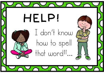 SPELLING STRATEGY POSTERS- EXPLICIT INCL. EXAMPLES