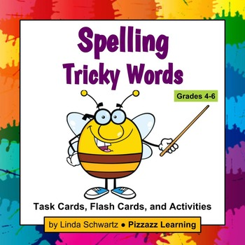 SPELLING TRICKY WORDS