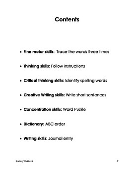 SPELLING FOR ENGLISH LANGUAGE LEARNERS