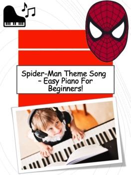 Easy Piano Songs Worksheets Teachers Pay Teachers