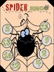 HALLOWEEN SPIDER NUMBER BINGOOOO!