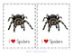 SPIDERS Emergent Reader with Supporting Literacy Activities