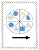 GEOMETRY DRAWING GAME: SPIN & DRAW THE SHAPES