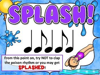 SPLASH - A Poison Rhythm Game