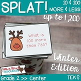 SPLAT! 10 More 10 Less 100 More 100 Less up to 1,200 Math