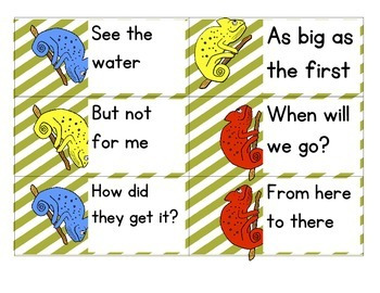 SPLAT! 1st 100 Fry Phrases