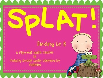 SPLAT- A Fly Swatter Game of Dividing by 9