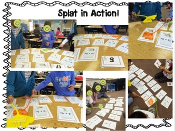 SPLAT- A Fly Swatter Game of Fluency to 20