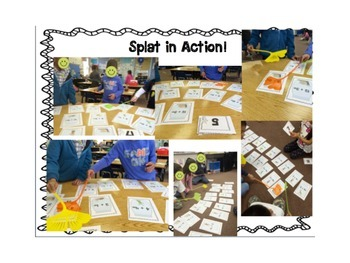 SPLAT- A Fly Swatter Game of Multiplying by 12
