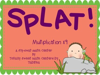 SPLAT- A Fly Swatter Game of Multiplying by 7