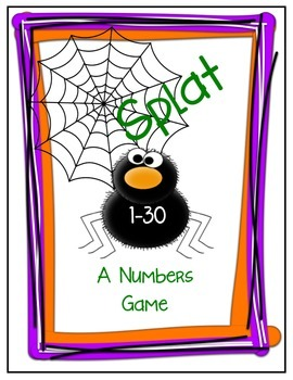 SPLAT~ A Numbers Game
