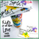 SPLAT!! A fun DIY open ended game PLUS /l/ and /l/ blend versions!