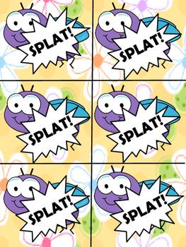 SPLAT! CVC Word Game