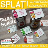 SPLAT! Classroom Community Games Bundle for Getting to Kno