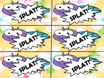 SPLAT! Early Learning Math Games