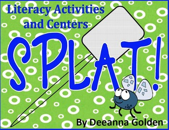 SPLAT - Literacy Activities and Centers