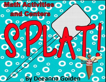 SPLAT Math Activities and Centers