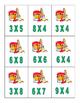 SPLAT Multiplication Fact Practice Game