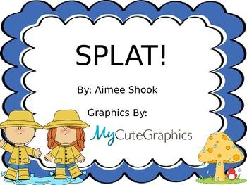 SPLAT Sight Word Game
